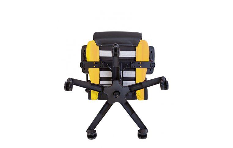 Игровые кресла: купить Кресло для геймеров Hexter rc r4d Tilt mb70 Eco/02 Black/Yellow - 12