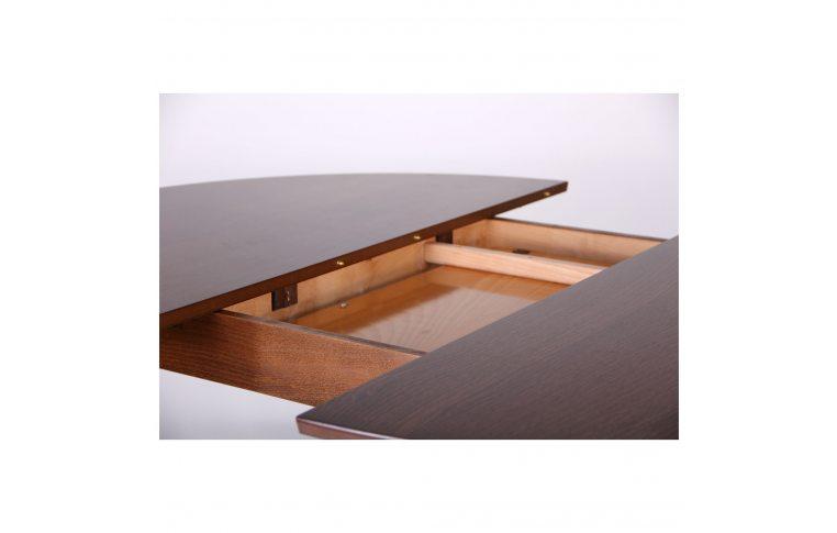 Кухонные столы: купить Стол обеденный раздвижной Паддингтон орех светлый AMF - 8