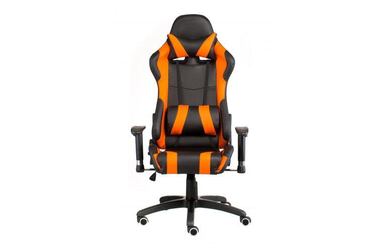 Геймерские кресла: купить Кресло ExtremeRace black/orange - 2