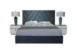 Кровать Стелла Frisco - Мягкие кровати: страна-производитель Украина