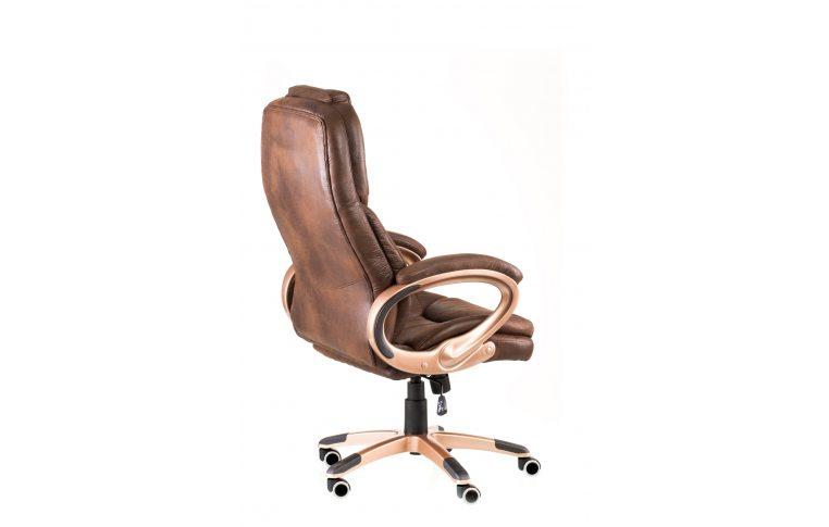 Офисные кресла: купить Кресло Bayron dark brown - 6