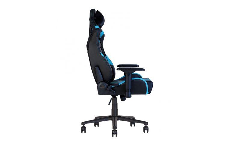 Игровые кресла: купить Кресло для геймеров Hexter Pro r4d Tilt mb70 Eco/03 Black/Blue - 5