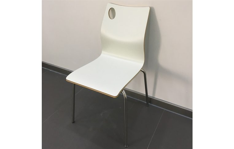 Кухонные стулья: купить Стул Хорека-W, гнутая фанера, белый - 3