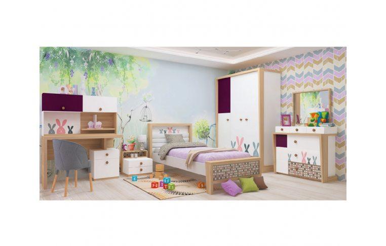 Детская мебель: купить Детская Кролик (Bunny) LuxeStudio - 1