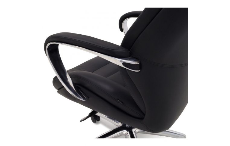 Кресла для руководителя: купить Кресло F181 коричневый - 5