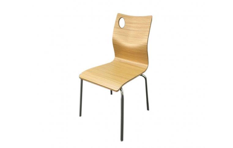 Кухонные стулья: купить Стул Хорека-N гнутая фанера, натуральный дуб - 1