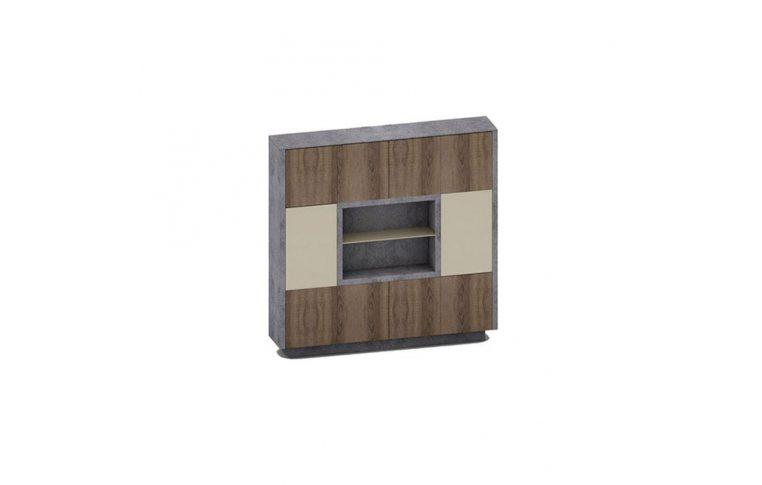 Офисная мебель: купить Шкаф Урбан 30/913 (2104*400*H1834) - 1