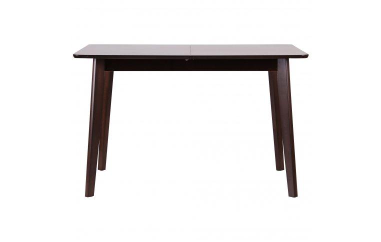 Кухонные столы: купить Стол обеденный раздвижной Виндзор орех темный AMF - 2