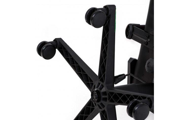 Игровые кресла: купить Кресло для геймеров Hexter ml r1d Eilt pl70 Eco/01 Black/Green - 8