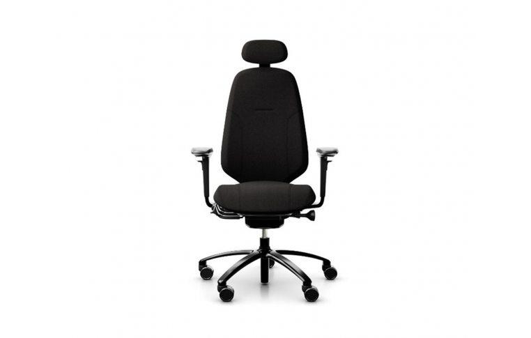 Кресла для руководителя: купить Кресло Rh Mereo 300 Black - 1