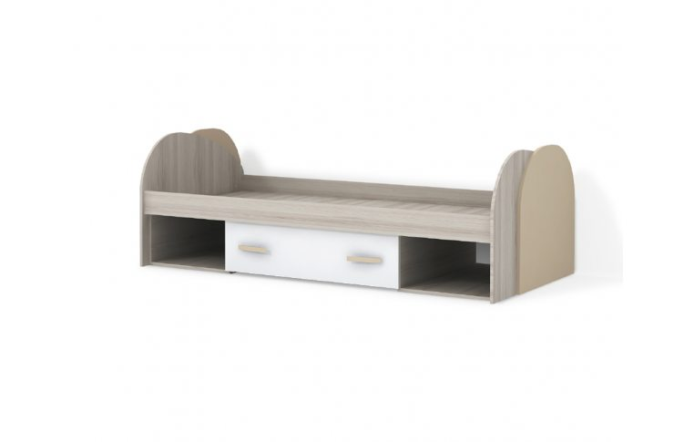 Детская мебель: купить Детская кровать Никки (Nikki) LuxeStudio - 1