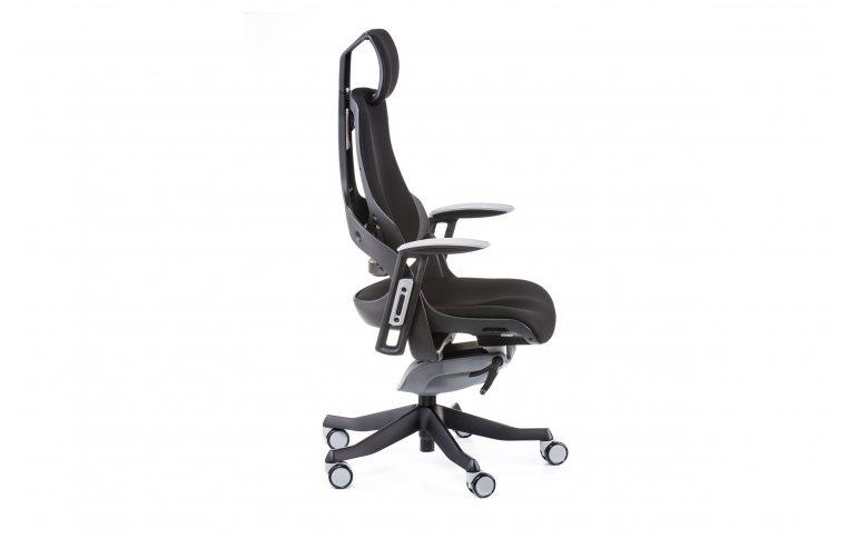 Офисные кресла: купить Кресло WAU BLACK FABRIC - 5