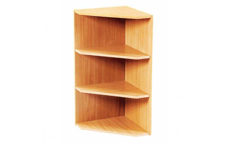 Школьные шкафы: купить Секция угловая маленькая верхняя С-019 - 1