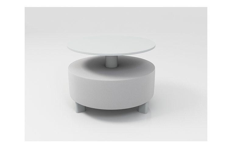 Офисные диваны: купить Модуль Флай СТ (стол приставной) - 1