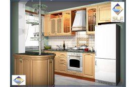Кухня под заказ Катарина Сильф - Кухни на заказ