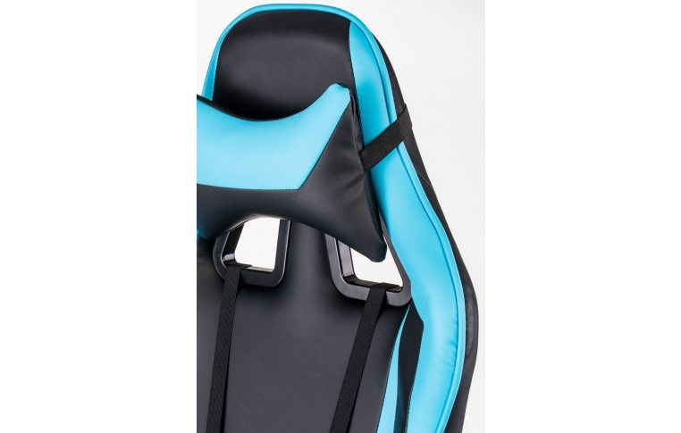Геймерские кресла: купить Кресло ExtremeRace black/blue - 9