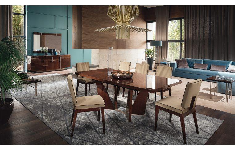 Итальянская мебель для столовой: купить Столовая в современном стиле Bellagio Alf Group - 1