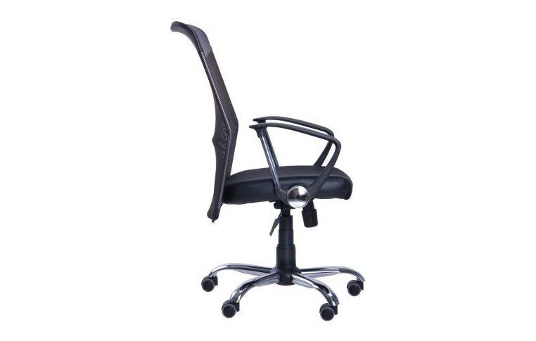 Кресла для руководителя: купить Кресло Аеро HB Line сетка черный - 3