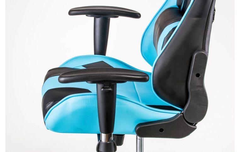 Геймерские кресла: купить Кресло ExtremeRace black/blue - 8