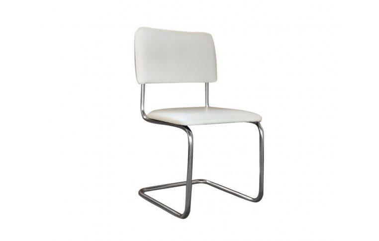 Офисные стулья: купить Стул офисный Sylwia ECO-07 chrome - 1