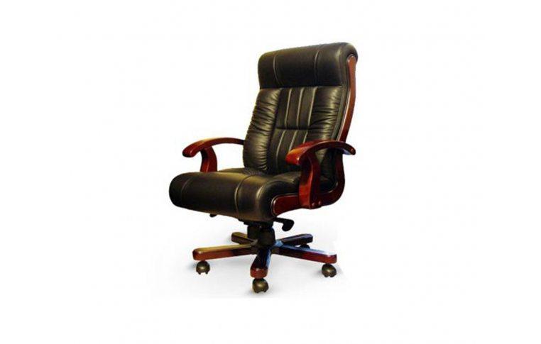 Кресла для руководителя: купить Кресло Мурано CA-1237 коричневый Диал - 1