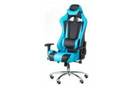 Геймерские кресла: купить Кресло ExtremeRace black/blue