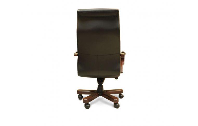 Кресла для руководителя: купить Кресло Тренто СА-1808А черный Диал - 4