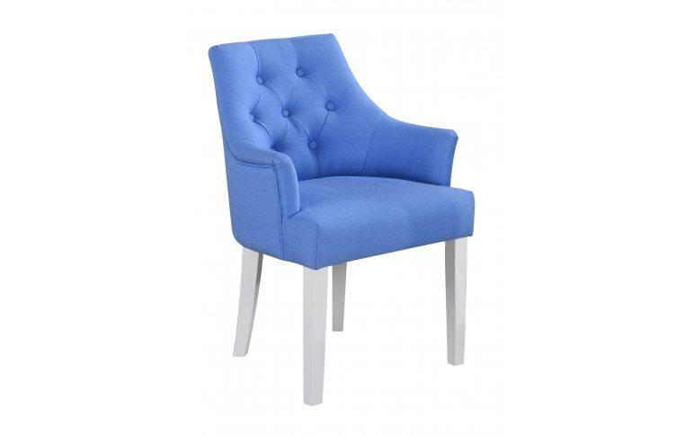 Кресла: купить Кресло с подлокотниками Тиффани (ТК лагуна, белый) Domini - 1