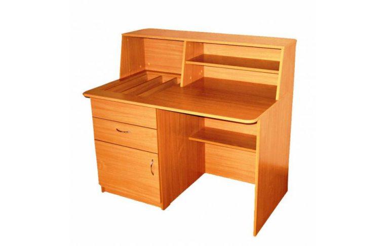 Школьная мебель: купить Стол-кафедра - 1
