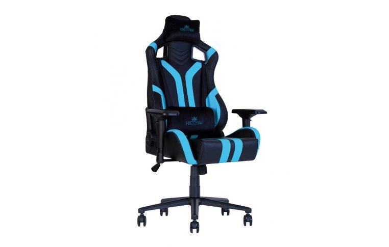 Игровые кресла: купить Кресло для геймеров Hexter Pro r4d Tilt mb70 Eco/03 Black/Blue - 4