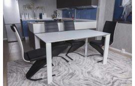 Стол обеденный BRISTOL B белый