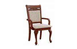 Кухонные стулья: купить Стул Карина с подлокотниками (каштан) Domini
