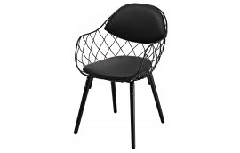 Кресло Вики (черный) Domini