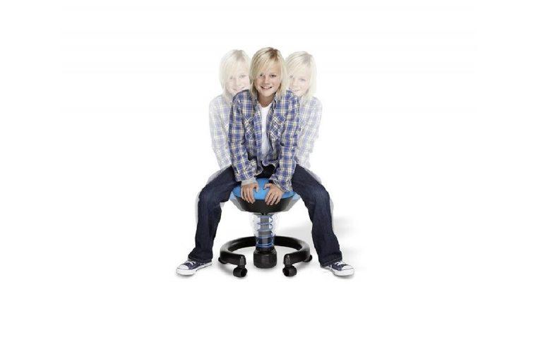 Эргономичные стулья: купить Активный стул для детей Swoppster - 3
