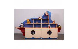 """Мебель для детского сада: купить Стенка """"Немо"""""""
