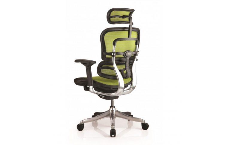 Эргономические кресла: купить Кресло Ergohuman Plus Black - 3