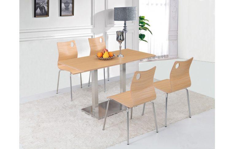 Кухонные стулья: купить Стул Хорека-N гнутая фанера, натуральный дуб - 4