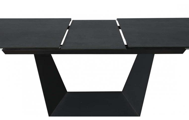 Кухонные столы: купить Стол Антей черный керамика - 4