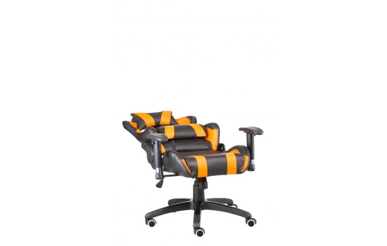 Геймерские кресла: купить Кресло ExtremeRace black/orange - 8