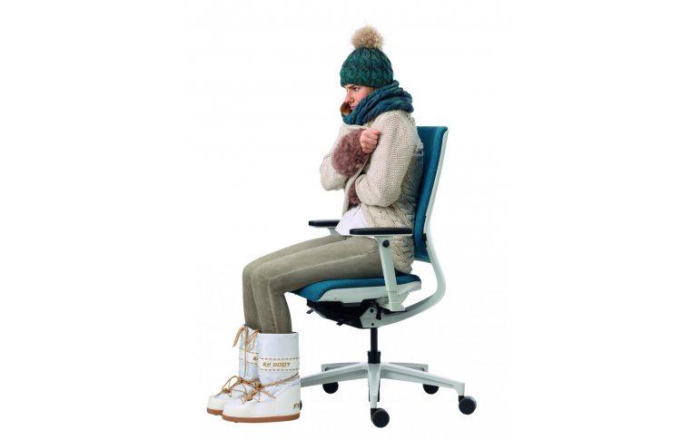 Эргономические кресла: купить Кресло Mera Klimastuhl Klober c подогревом и вентиляцией - 8