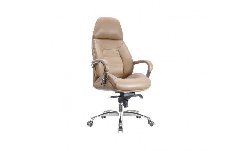 Кресла для руководителя: купить Кресло F181 бежевый - 1