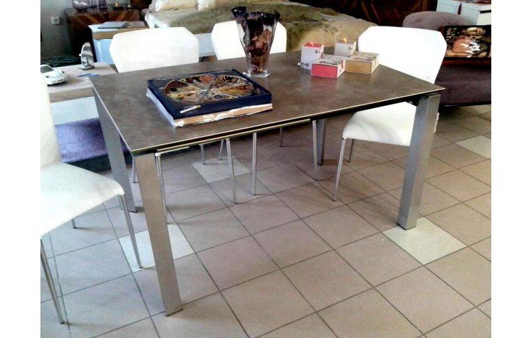 Кухонная мебель: купить Стол LURA-A col.3mm ceramic - 4