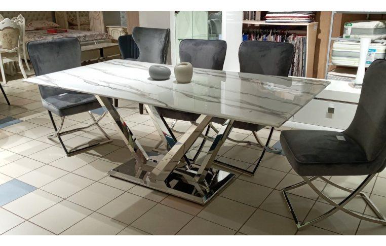 Кухонные столы: купить Стол мраморный 8130 Decor Furniture - 1