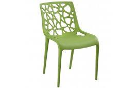 Стул Корал зеленый - Пластиковые стулья