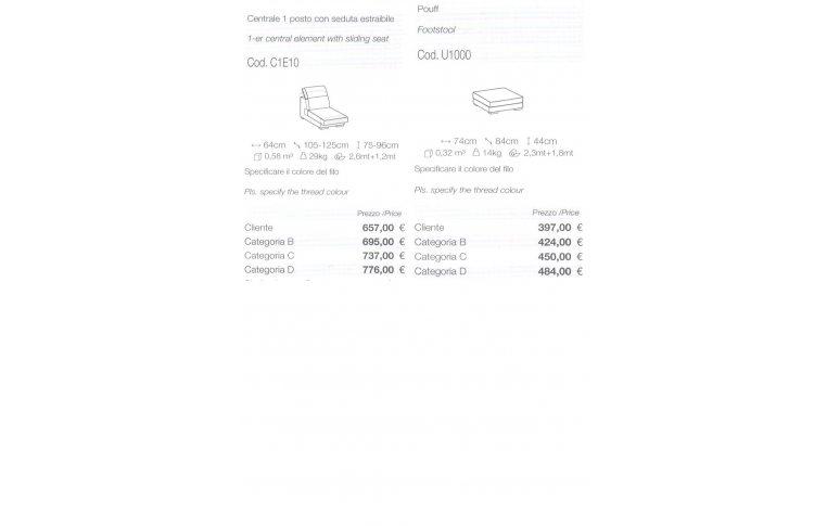Мягкая мебель: купить Диван Astor - 10
