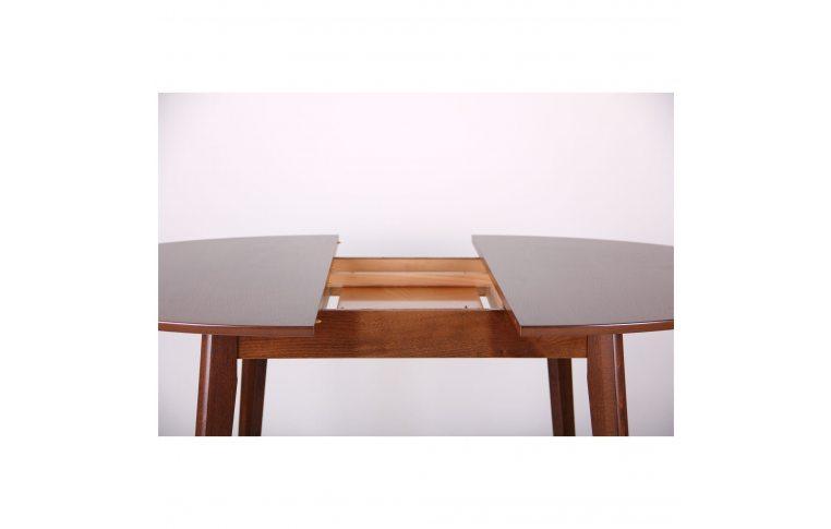 Кухонные столы: купить Стол обеденный раздвижной Паддингтон орех светлый AMF - 7