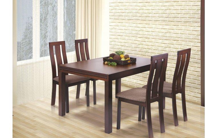Кухонная мебель: купить Стол обеденный раздвижной Стоун THE-6912BBH - 2