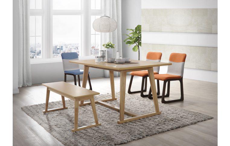 Кухонные столы: купить Стол Примавера клен танзай Domini - 2