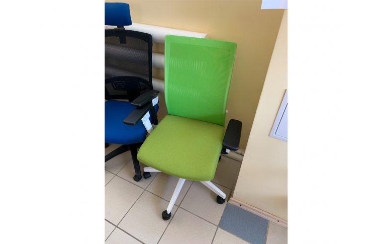 Компьютерные кресла: купить Кресло Air R Net white ES PL71 OP/26 CSE-16 - 4