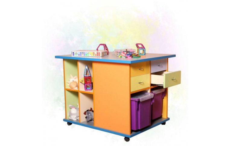 Школьные шкафы: купить Уголок художественно-творческой деятельности - 1